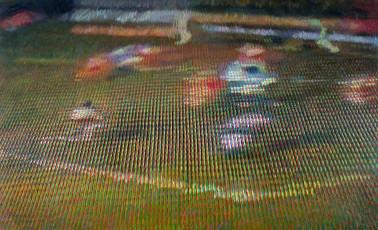 03, oleo sobre lienzo, 300 x 180 cm, 2008